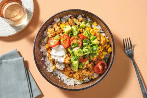 Turkey Burrito Bowls image