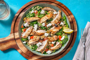 Za'atar Chicken Bulgur Bowl image