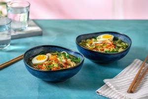 Souped-Up Ramen-Style Noodle Bowl image