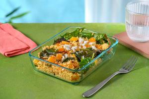 Simple Sun-Dried Tomato Pesto Bowl image