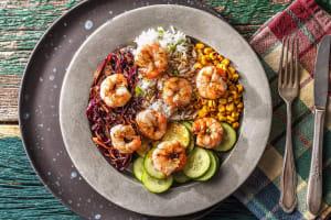Warm Shrimp Poke Bowl image