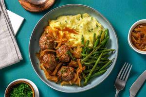Cal Smart Gravy Smothered Meatballs image