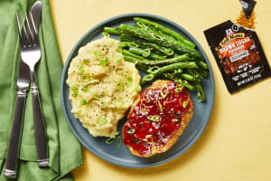 Grill Mates Pork Meatloaves image