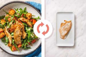 Bruschetta Turkey Salad image