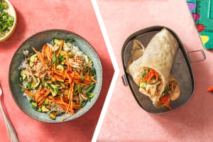 Chicken Bibimbap for Dinner image