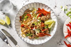 Bulgogi Chicken Stir-Fry image