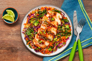 Bulgogi-Style Pork Chops image