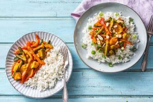 Bunt und lecker: Gemüse-Kokos-Curry image