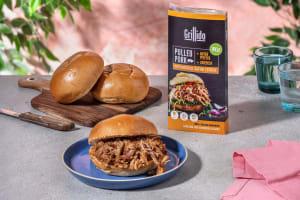 Burger-Paket mit Pulled Pork & Buns image