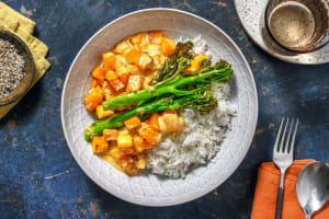Butternut Squash Korma Style Curry image