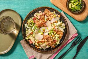 Caesar Salad mit mariniertem Poulet image