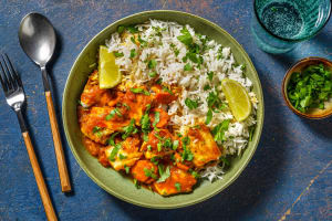 Cal Smart Indian-Style Fish Curry image