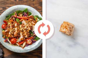 Cal Smart Thai-Style Pork Tenderloin Salad image