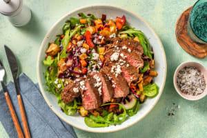 Cal Smart Rainbow Steak Bowls image