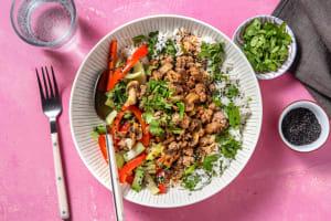 Cal Smart Sesame Pork Bowls image