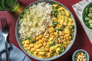 Cannellini Bean & Veggie Korma image