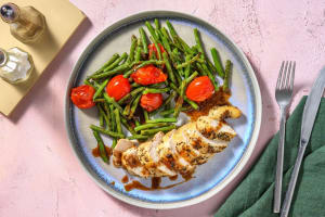 Carb Smart Tuscan Chicken image
