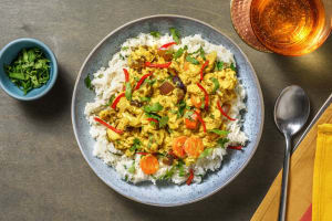 Spicy Barramundi Curry image