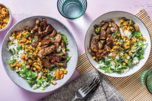 Caribbean Beef Bowl image