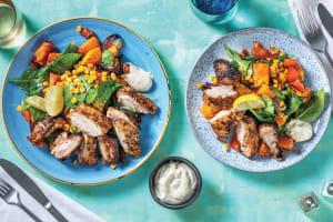 Caribbean Jerk Spiced Chicken image