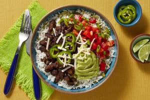 Carne Asada Steak Bowls image