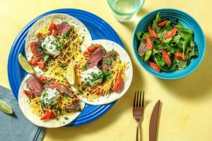 Carne Asada Steak Tacos image