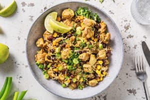 Caribbean Chicken Rice Bowl image