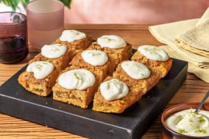 Carrot Cake mit Creamcheese-Lime-Frosting image