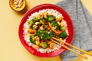 Cashew Chicken Stir-Fry image