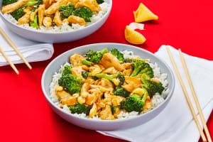 Cashew Chicken Stir-Fry image