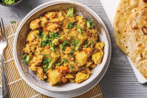 Cauliflower & Lentil Aloo Gobi image