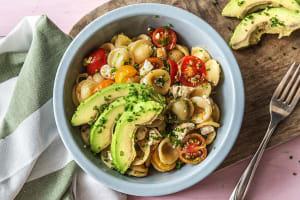 Charred Avocado Orecchiette image