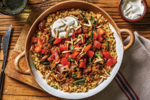 Cheat's Moroccan Lamb Tagine image