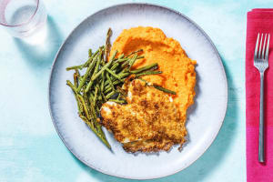 Cheddar Crusted Chicken image