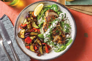 Chermoula Chicken image