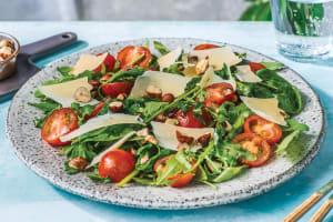 Cherry Tomato & Parmesan Salad image