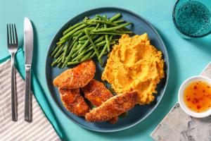 Chicken and Sage Sweet Potato Mash image