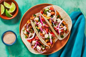 Chicken Carnitas Tacos image
