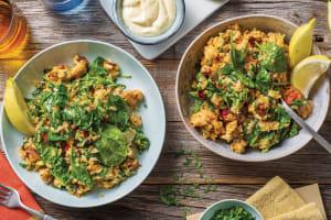 Chicken & Chorizo Paella-Style Rice image