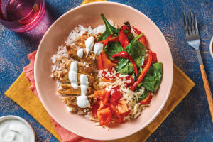 Chicken Fajita Bowl image