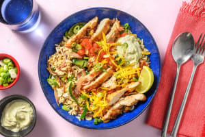 Chicken Fajita Bowls image