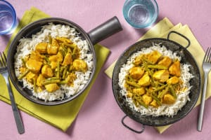 Chicken Korma Style Curry image