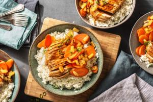 Chicken Luau Bowls image