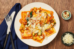 Chicken Romesco Ravioli image