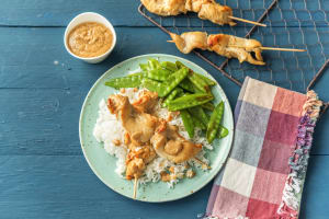 Chicken Satay Skewers image