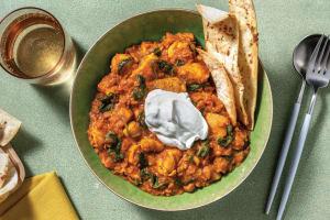 Chicken & Roast Veggie Dhal image