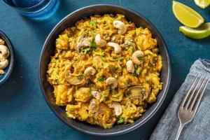 Chicken Thai Massaman Rice image
