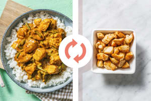 Chicken Thigh Korma Style Curry image