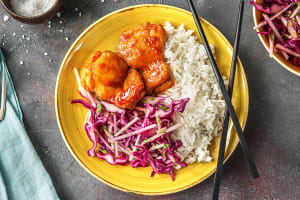 Chicken Thighs in Kimchi Sauce image