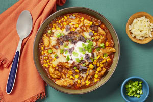 Chicken Tortilla Soup image